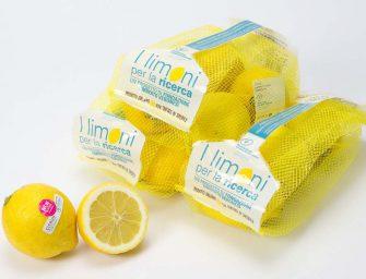 Tornano in 2500 supermercati i Limoni per la ricerca: Citrus e Gdo insieme per la Fondazione Veronesi