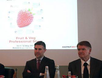 """Macfrut globale. All'edizione da record arriva la """"rivoluzione vegetale"""""""