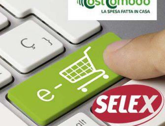 Selex si lancia nell'e-commerce con CosìComodo. Per ora click&collect