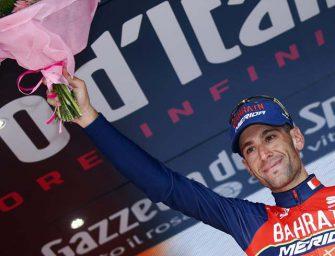 Vincenzo Nibali special guest di OrtoRomi nello stand a Rimini Wellness