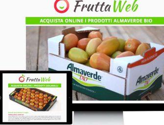 Apofruit si apre all'e-commerce. Almaverde Bio e Solarelli su FruttaWeb