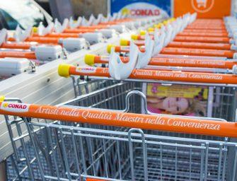 Conad si allea con Mincione per allargarsi in Gdo e mira al dossier Auchan