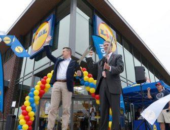 "Usa, Lidl sbarca nella East Coast al motto ""Rethink Grocery Shopping"""