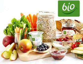 Aldi punta sul biologico: sugli scaffali +70% di referenze in due anni