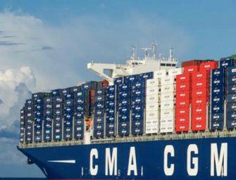 Cma Cgm e porto di Venezia, l'ortofrutta viaggia sulla Nuova Via della Seta