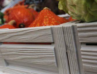 Polymer Logistics lancia una nuova linea Effetto Wood per i reparti F&V