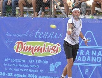 DimmidiSì main sponsor degli Internazionali di Tennis di Manerbio