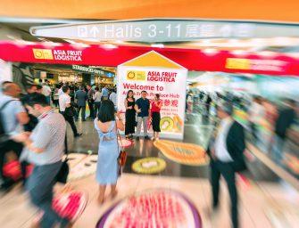 Asia Fruit Logistica, gli italiani a Hong Kong: mele, kiwi e tecnologie in prima linea