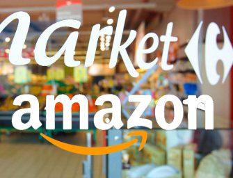Amazon bussa alla porta dei retailer francesi. Non solo Carrefour