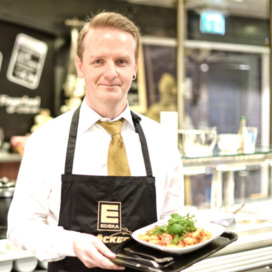 Edeka-restaurant