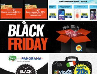 Il Black Friday impazza anche in Gdo. Ecco le offerte delle principali insegne