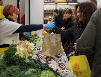 Km zero e Agri-bar: apre a Treviso il mercato coperto di Campagna Amica
