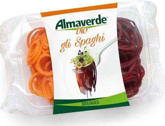 """Canova lancia """"Gli Spaghi"""", la nuova linea di noodles di verdure bio"""