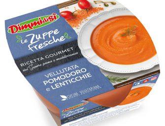 Nuove referenze gourmet nella linea Le Zuppe Fresche DimmidiSì