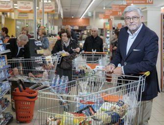 """Conad, fatturato a 13,5 mld (+3,5%). Pugliese: """"Con Auchan abbiamo conquistato la leadership"""""""