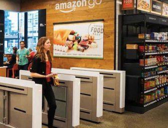 Amazon Go apre a Seattle, ha inizio la rivoluzione senza casse