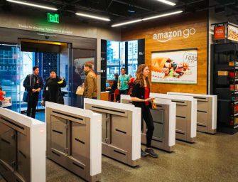 AmazonGo: 3.000 punti vendita senza casse entro il 2021