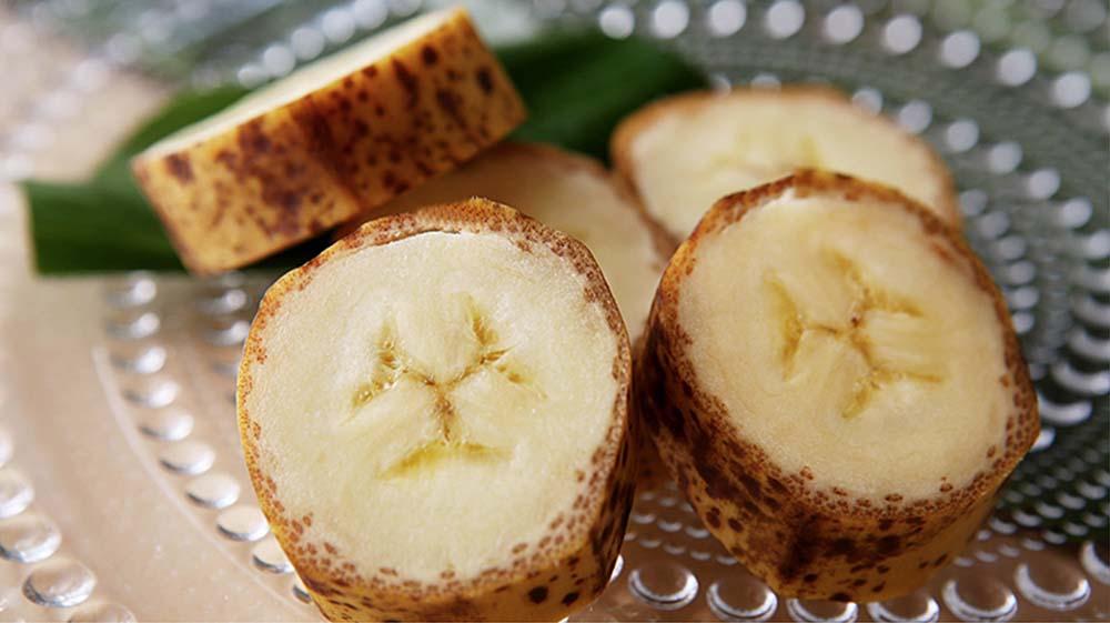 GIAPPONE: arriva la banana con la buccia commestibile