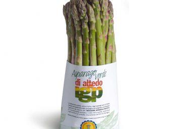 Asparago Verde di Altedo Igp, crescono consumi ed export. Valorizzazione in Gdo