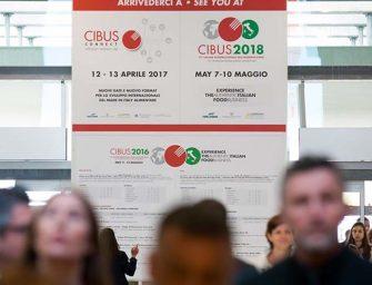 Cibus 2018, 3 mila aziende e oltre mille nuovi prodotti in vetrina a Parma