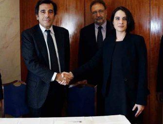 Italmercati presenta l'accordo con Cmfo, cooperazione più salda con la Grecia