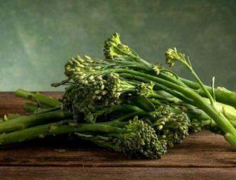 Bimi, l'incrocio fra kale e broccolo, si fa strada in Gdo e nella cucina degli chef