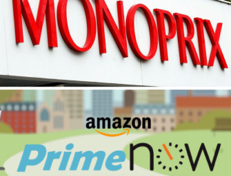 Francia: Monoprix venderà su Amazon Prime Now fino a 10 mila referenze