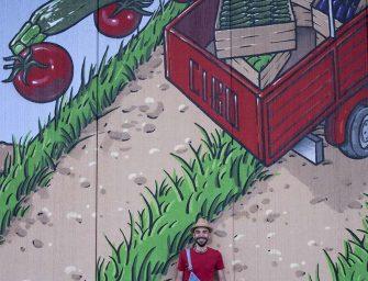 APO Scaligera celebra il legame con il territorio con la street art di Cibo