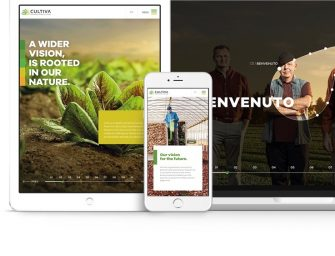 """Cultiva presenta il nuovo sito web: """"dare forma al futuro dell'agricoltura"""""""