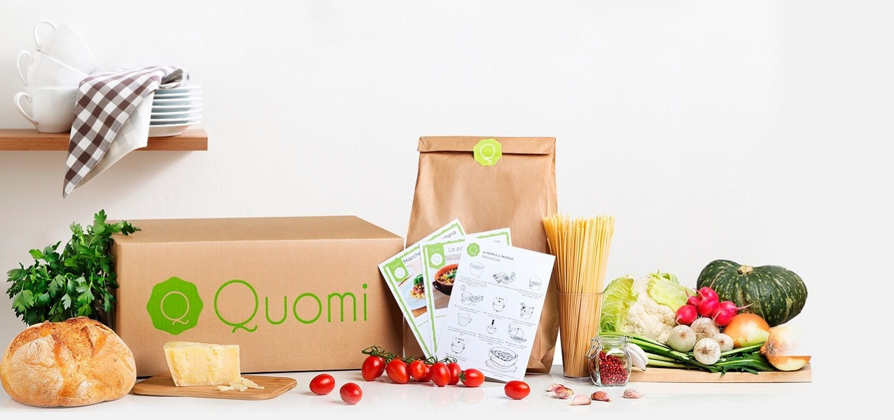 meal kit Quomi