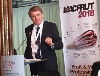 """Macfrut 2018: l'edizione """"definitiva"""" per apertura all'estero e coesione"""