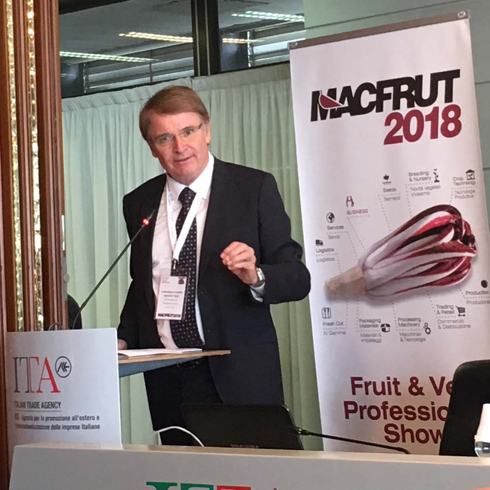 Macfrut Renzo Piraccini
