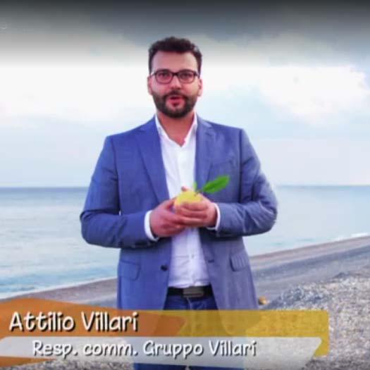 Attilio Villari limoni