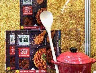 Pedon, al PLMA 2018 premiate le penne di lenticchie rosse Carrefour Veggie