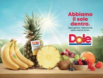 """Dole, riparte """"Abbiamo il sole dentro"""". Ananas nel nuovo Virtual Tour Dole"""