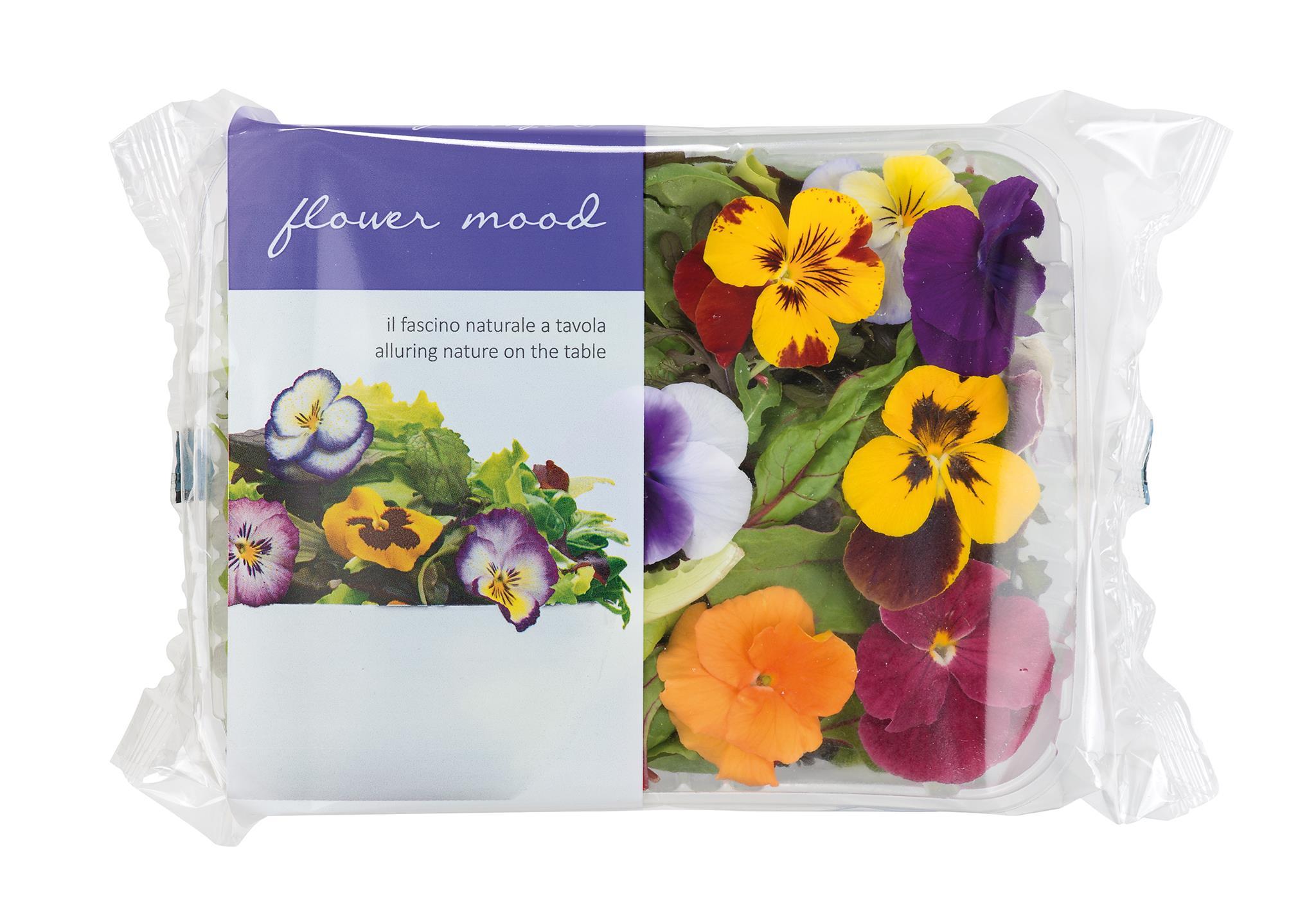fiori eduli Insalata dell'Orto