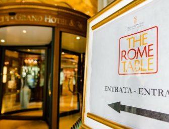 The Rome Table: grandi gruppi europei e importatori arabi al b2b ortofrutticolo di Roma