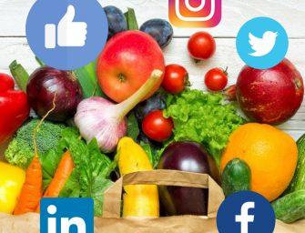 """Ortofrutta, come viene """"consumata"""" in rete? Ecco i 10 brand più chiacchierati"""