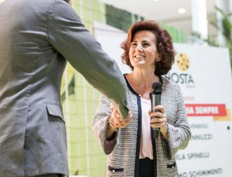 Mela Val Venosta a Macfrut 2018 ha premiato i migliori fruttivendoli d'Italia