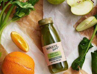 """Tesco vs spreco: frutta e verdura """"brutta ma buona"""" nei succhi Waste NOT"""