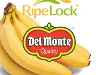 Usa, Del Monte adotta la tecnologia RipeLock di AgroFresh per le banane