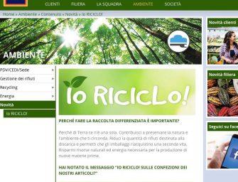 """Aldi, al via il progetto """"Io RICICLO!"""" nella Giornata Mondiale dell'Ambiente"""