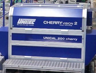 Cherry Vision di Unitec alleata di 12 packers californiani di ciliegie