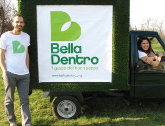 Bella Dentro: frutta e ortaggi difettati protagonisti per le vie di Milano