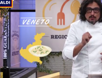 Aldi valorizza le tradizioni culinarie italiane sul web con Alessandro Borghese