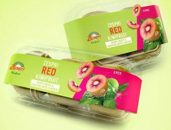 Kiwi rosso Zespri, test a Singapore. Ma in Europa dovremo aspettare
