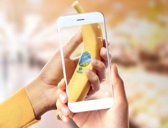 Chiquita con Shazam conduce clienti in un viaggio virtuale dallo scaffale alle piantagioni di banane