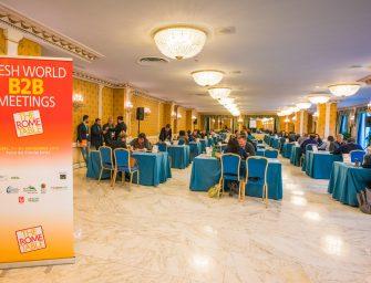The Rome Table: Fruitimprese e Italia Ortofrutta partner del B2B romano