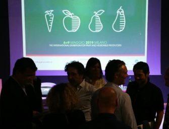 Fruit&Veg Innovation torna a maggio: l'ortofrutta di qualità al centro
