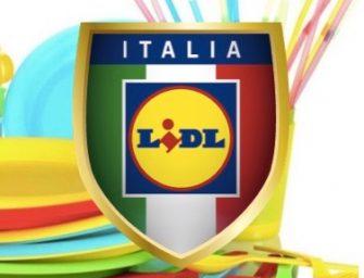 Lidl Italia dice stop alla plastica usa e getta entro la fine del 2019